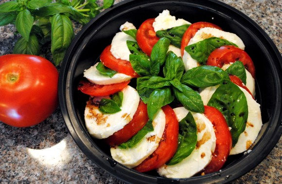 Caprese Salad To Go