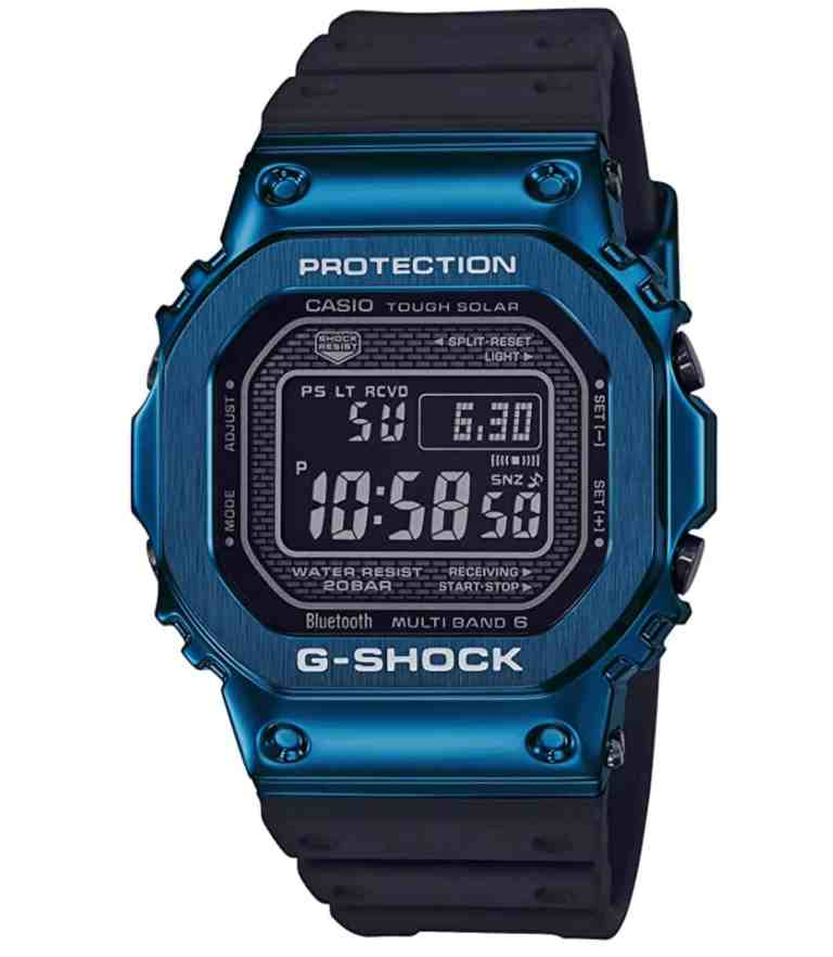 Can you improve the G Shock Square?