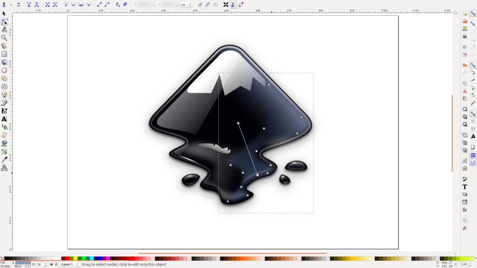 Inkscape - A Good Alternative to Adobe Illustrator