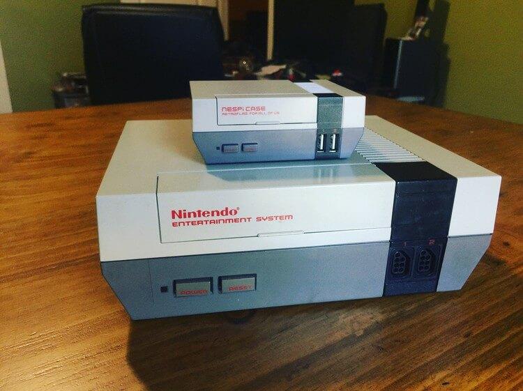 NESPi vs NES