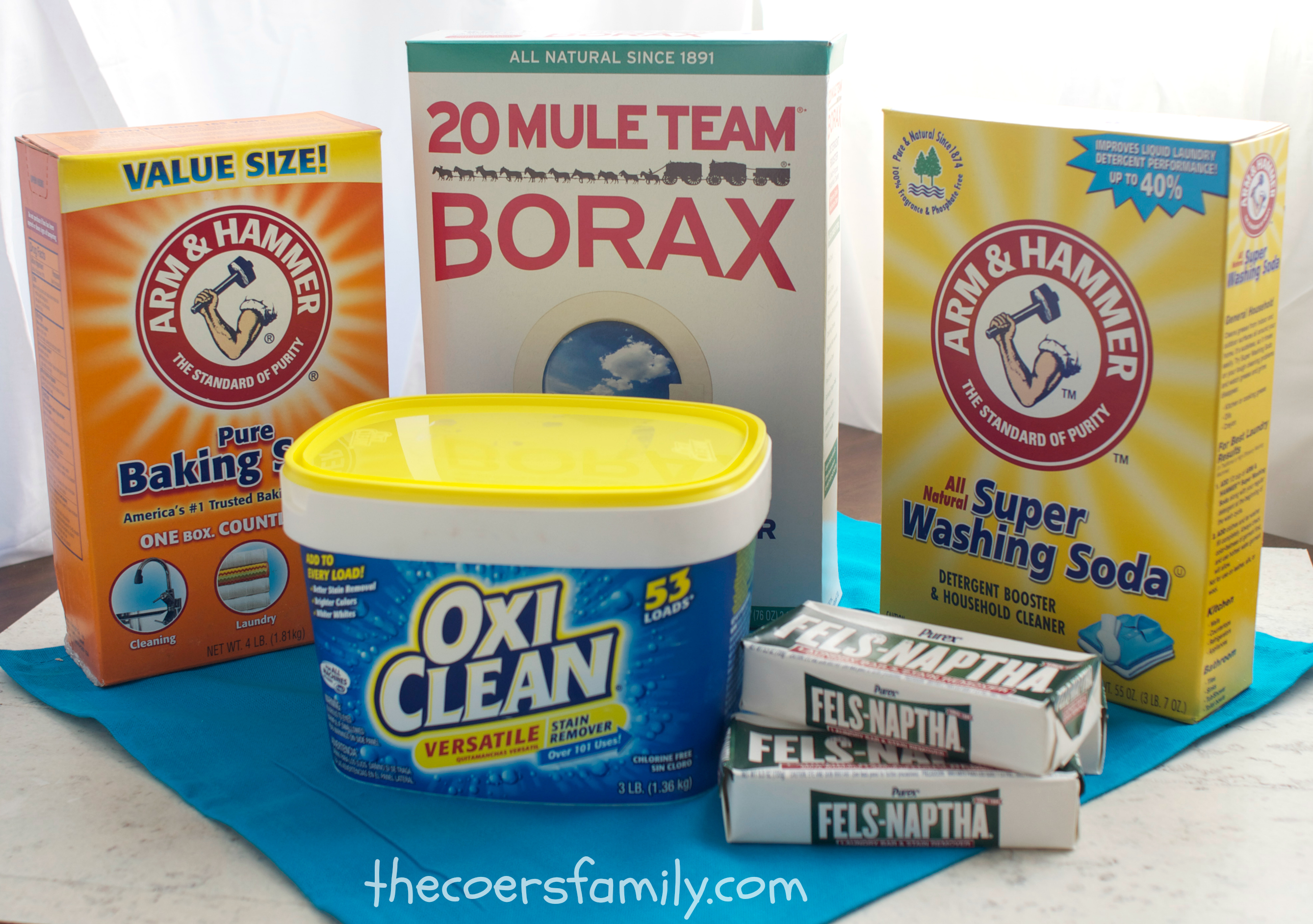 Laundry Soap Recipe And What Your Pinterest Boards And
