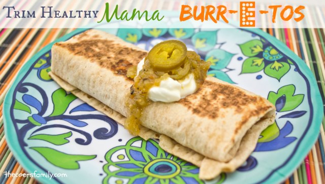 Trim Healthy Mama Burr-E-tos
