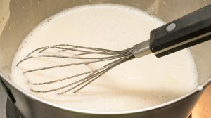 making Fakertot Casserole