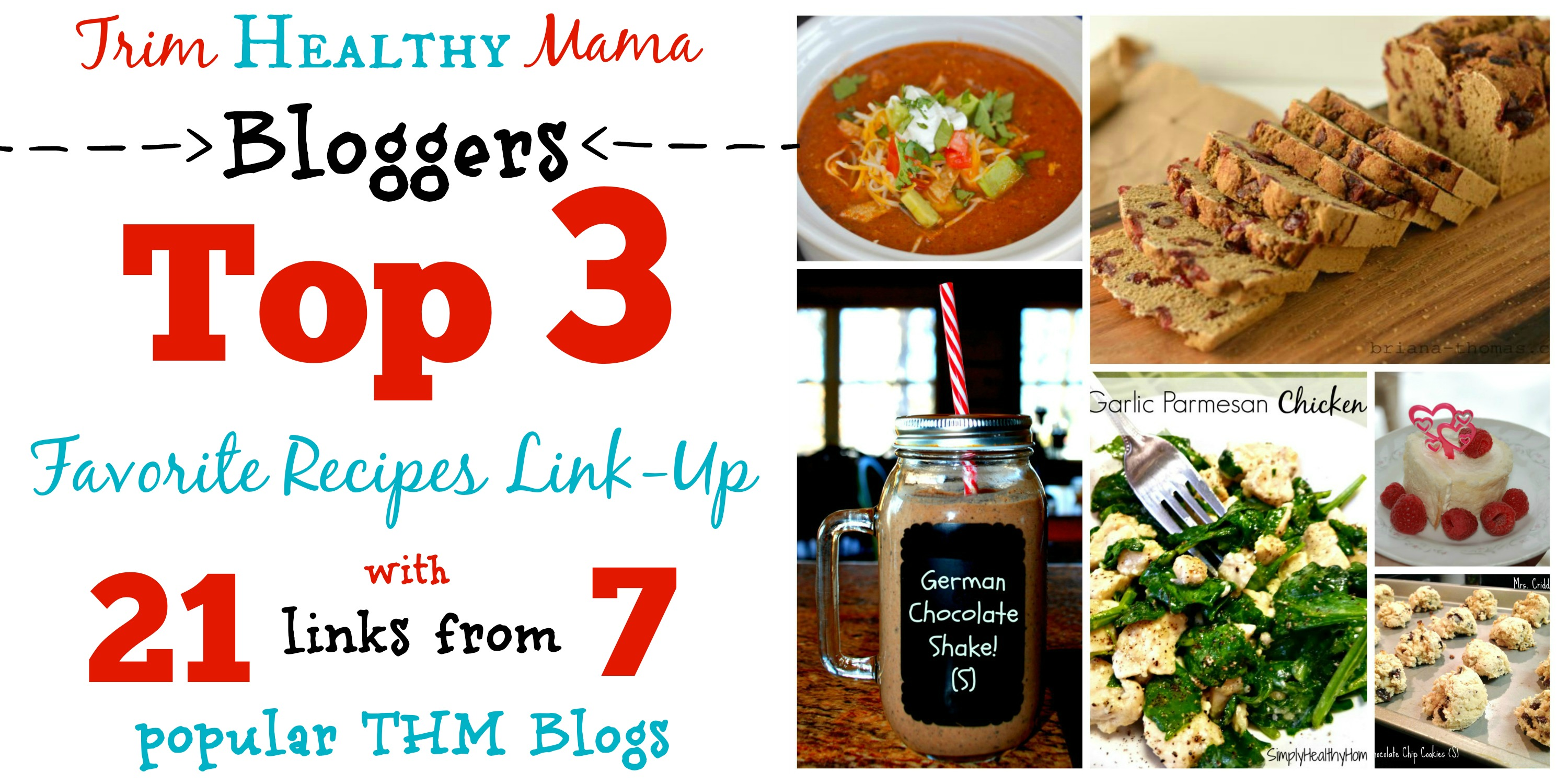 Favorite trim healthy mama blogger recipes the coers family favorite trim healthy mama blogger recipes forumfinder Gallery