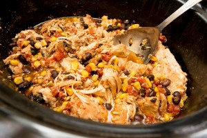 Southwest Chicken In The Crock Pot Thm E The Coers Family