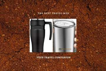 Best Travel Mug