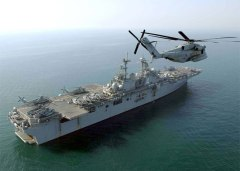 'Starboxer' opens aboard the USS Boxer