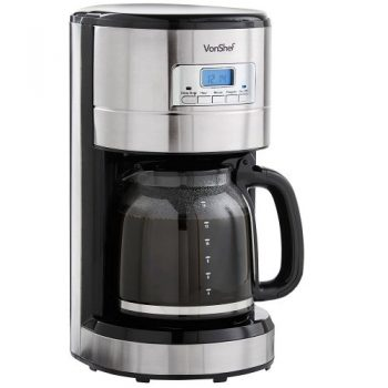 VonShef Digital Filter Coffee Maker - Cheap Coffee Maker