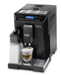 Buying a coffee machine? Try the De'Longhi ECAM44 Eletta for only £800