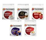 tassimo selection best coffee pods