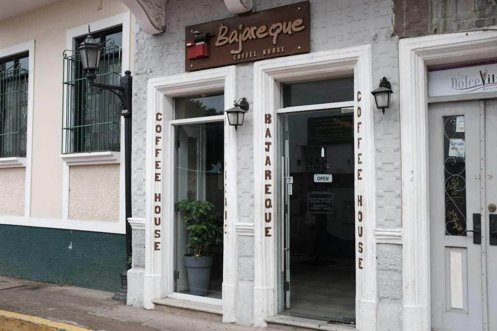 Bajareque Coffeehouse