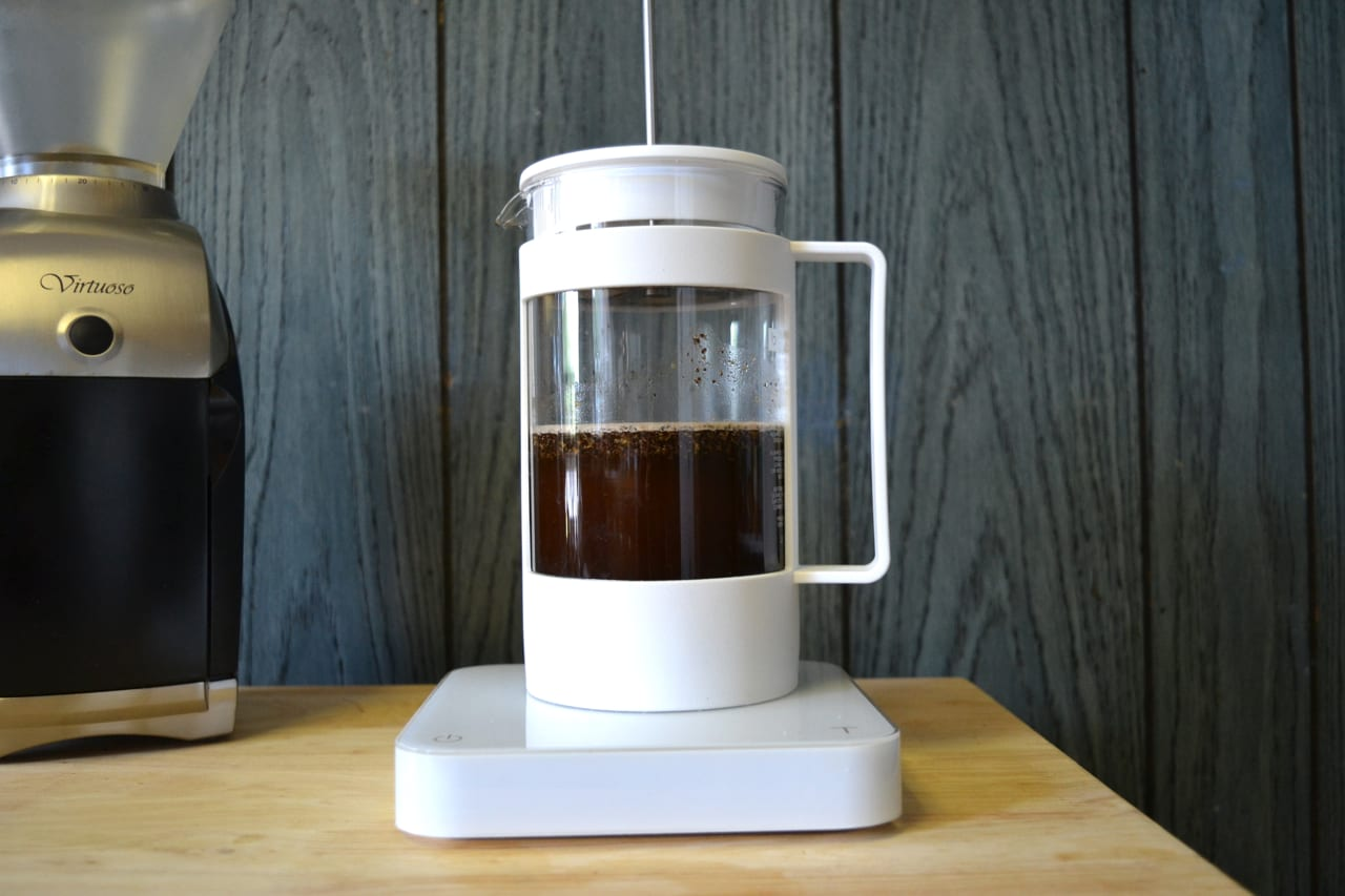 How To Make Cold Brew Coffee With A French Press The Coffee Compass