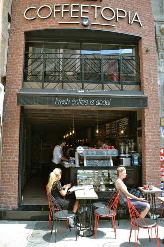 Coffeetopia Istanbul