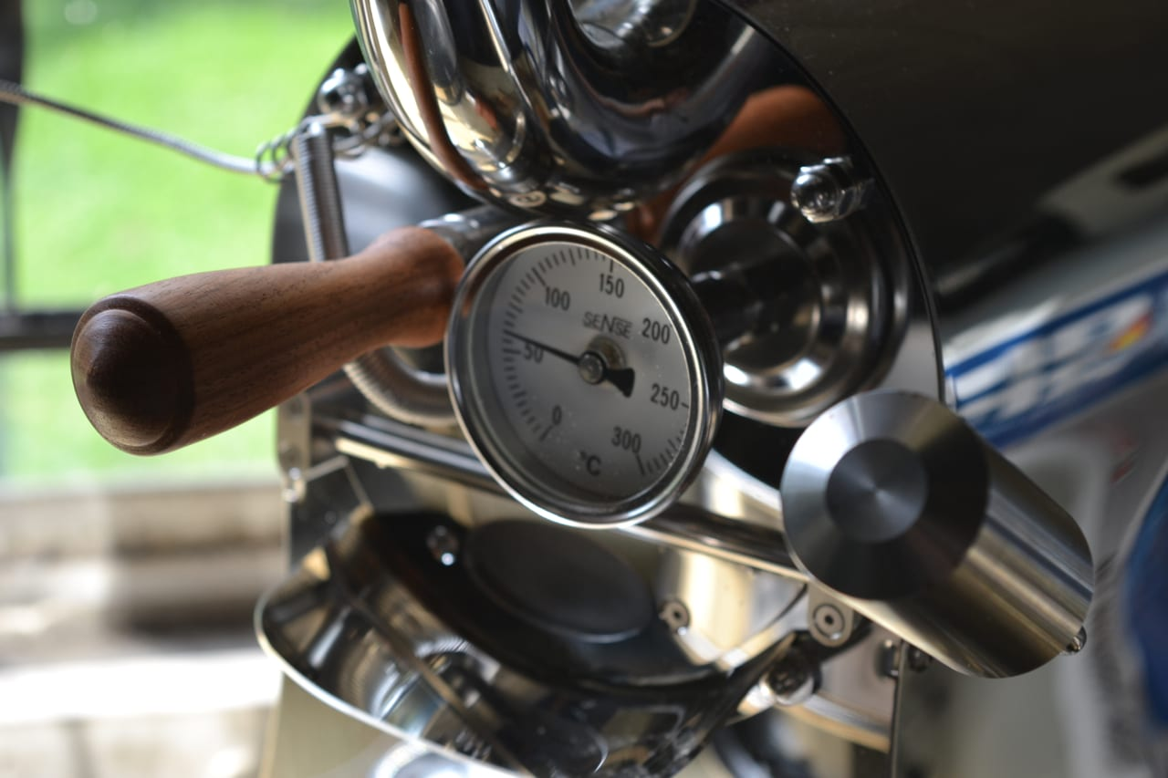 Gear Review: Huky 500 Coffee Roaster | The Coffee Compass