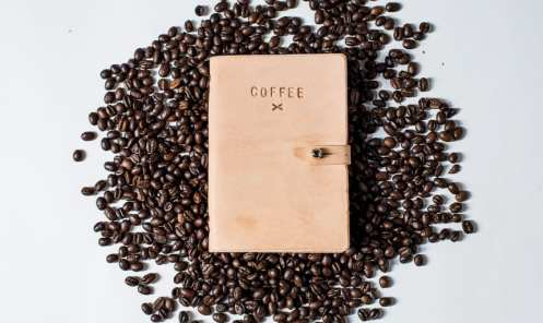 bradley mountain coffee tennyson notebook