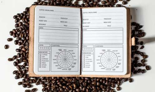 bradley mountain coffee tennyson notebook inside