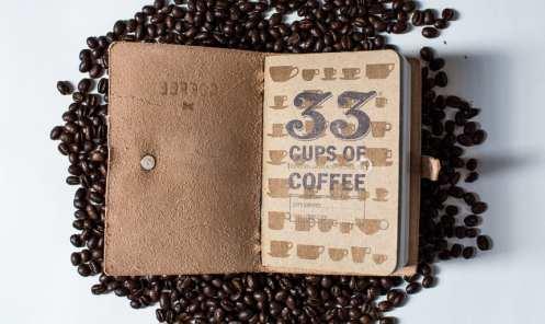 bradley mountain coffee tennyson notebook 33books