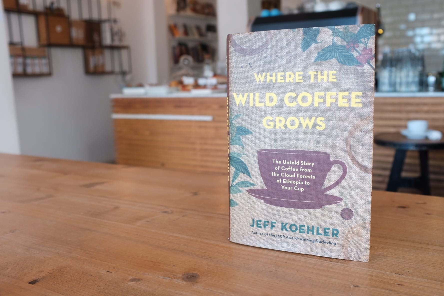 Where the Wild Coffee Grows