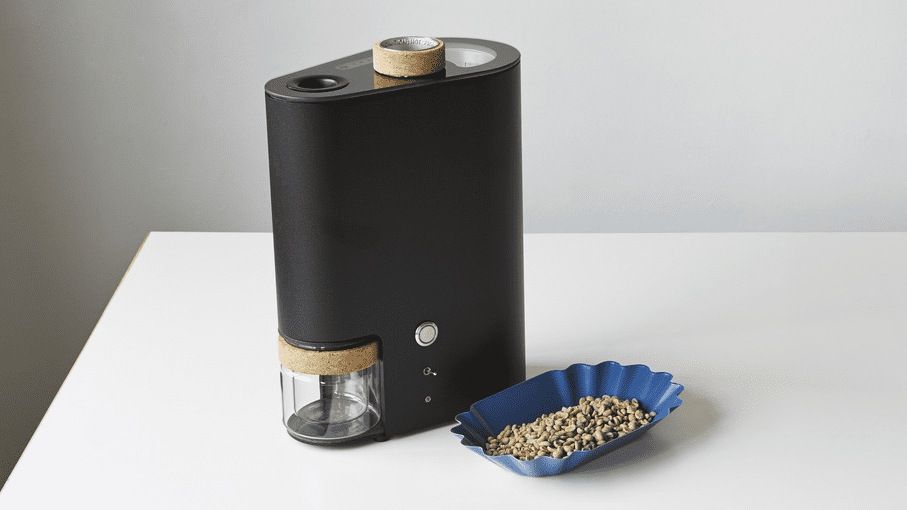 You Can Now Roast Coffee With Your Smart Phone and the Ikawa Pro