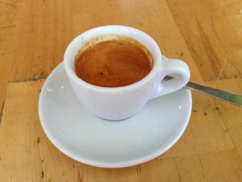 Look Mum No Hands! Square Mile espresso