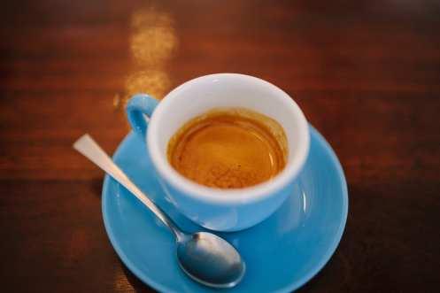 Prufrock Coffee Square Mile espresso