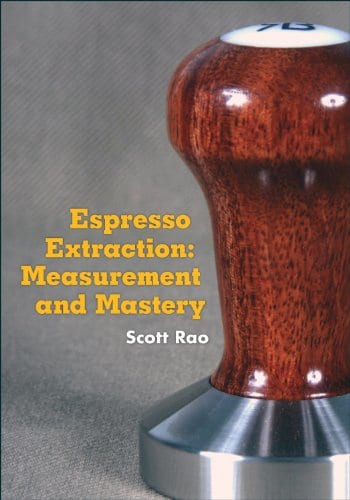 Coffee books Scott Rao
