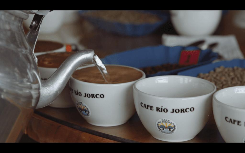 Rio Jorco Cupping
