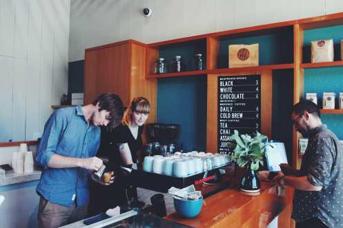 Blacktop Coffee Baristas