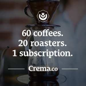 Crema.co Coffee Subscription