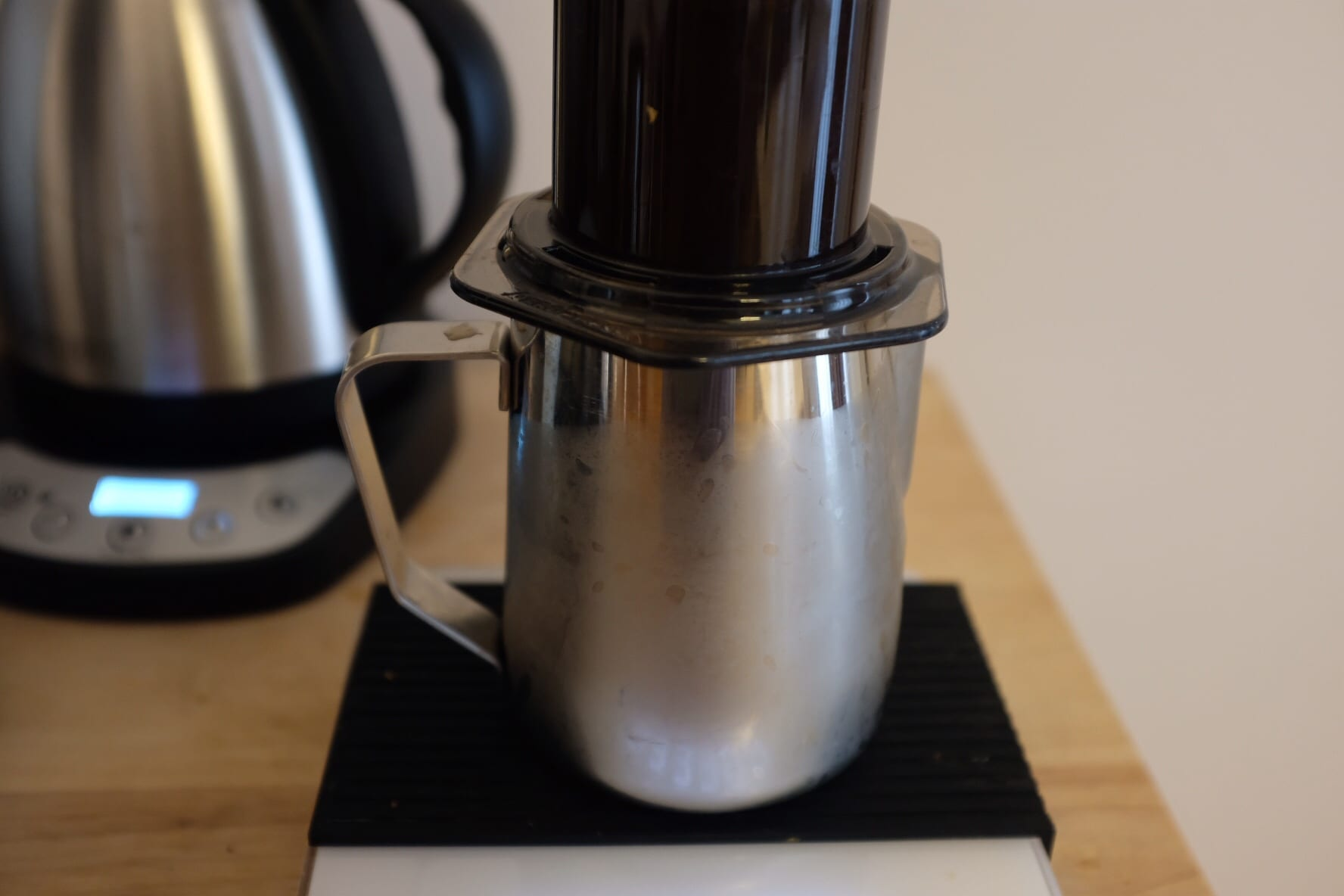 How to make Iced Coffee With an Aeropress