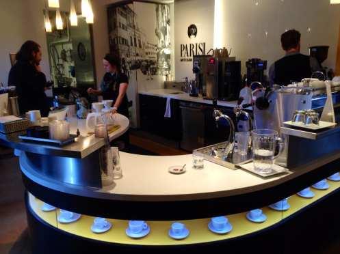 Parisi Artisan Coffee