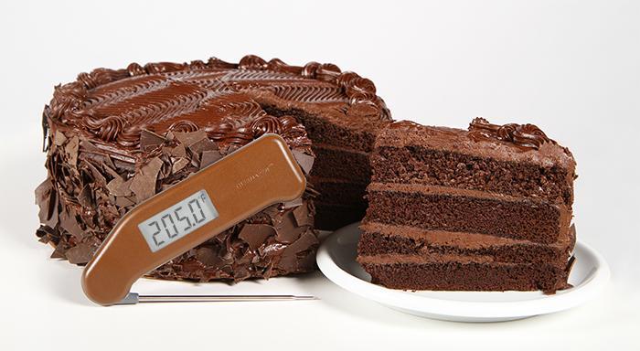 thermapen cake