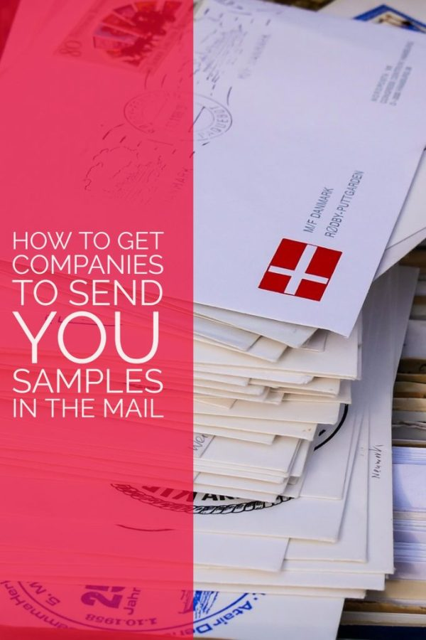 How to get free samples by mail. Free samples. Free products. Coupons