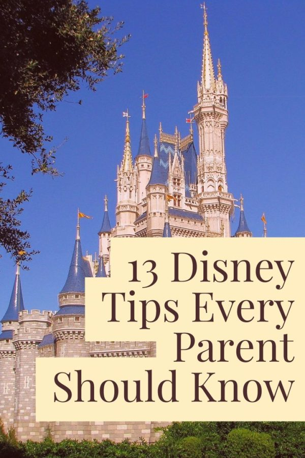 13 Disney tips that every parent needs to know. thecoffeemom.net