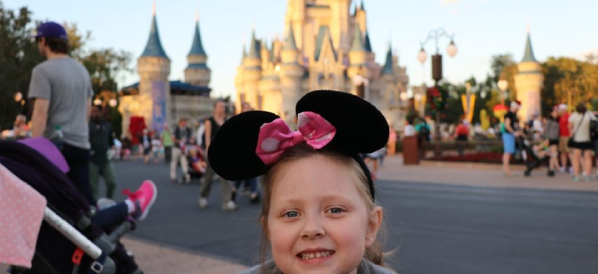 Top Tips for Surviving Disney World with Toddlers