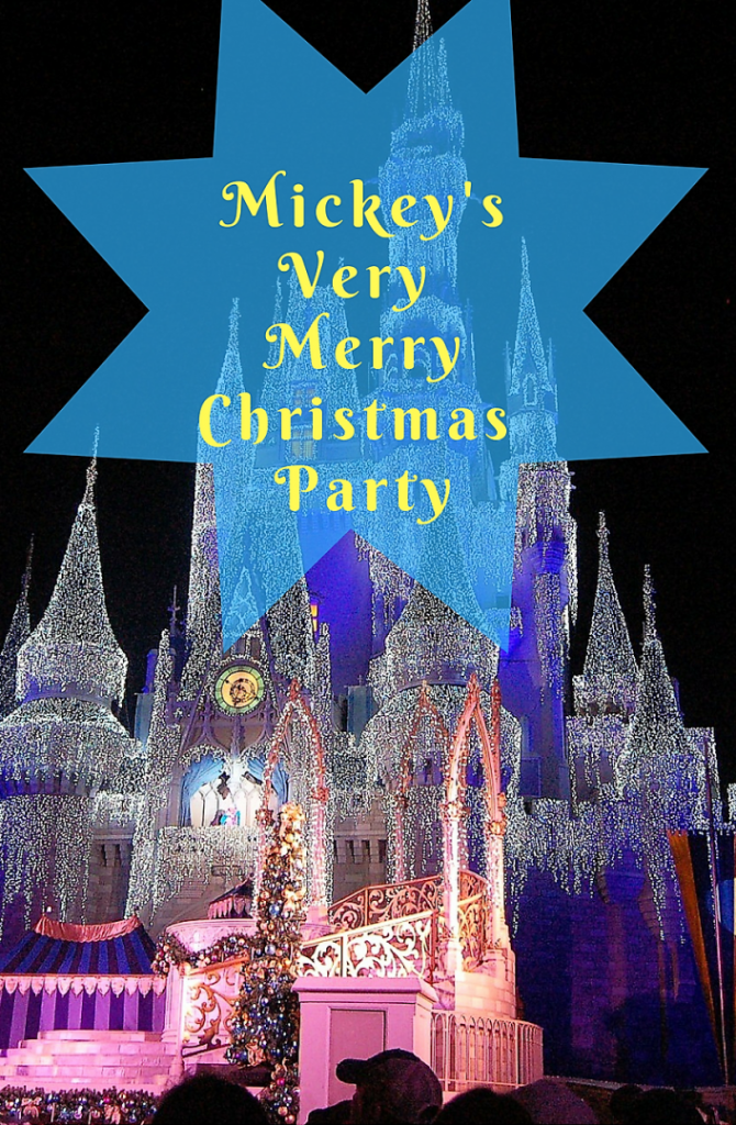 Mickey's Very Merry Christmas Party, everything you need to know before attending at Disney World, Orlando