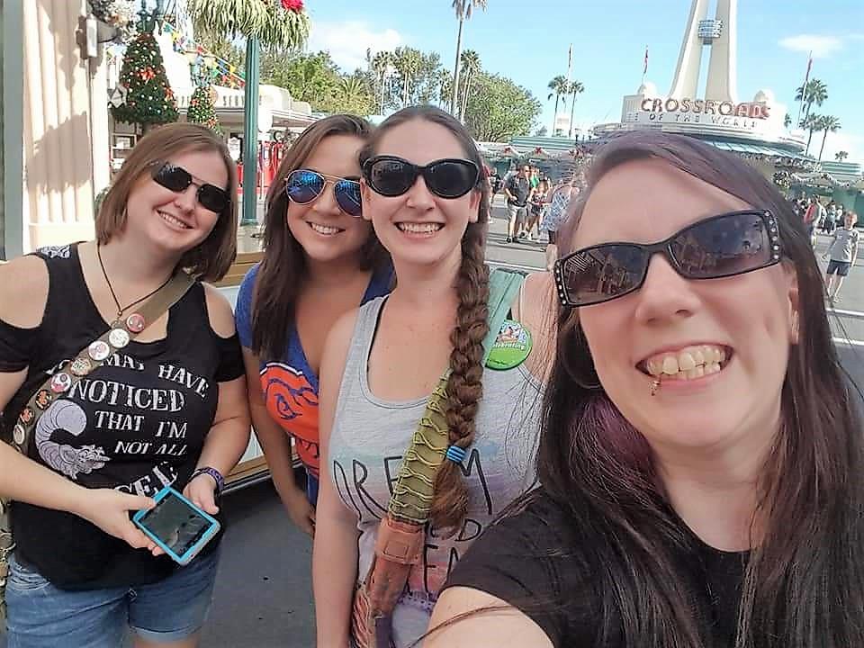 Kid Free Disney Day disney mom bloggers