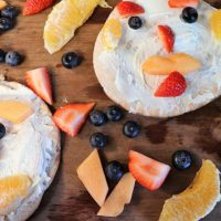 FL fresh Mini Fruit Pizza