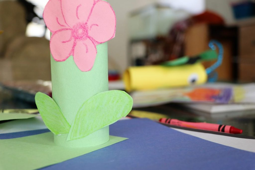 Spring Toilet Paper Roll Crafts
