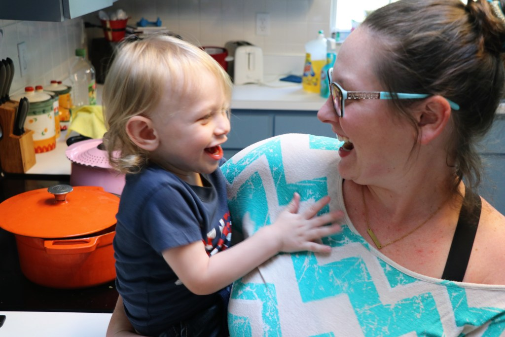Feeding your baby with Evivo