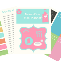 Lazy Mom;s Guide to Easy Meal Planning