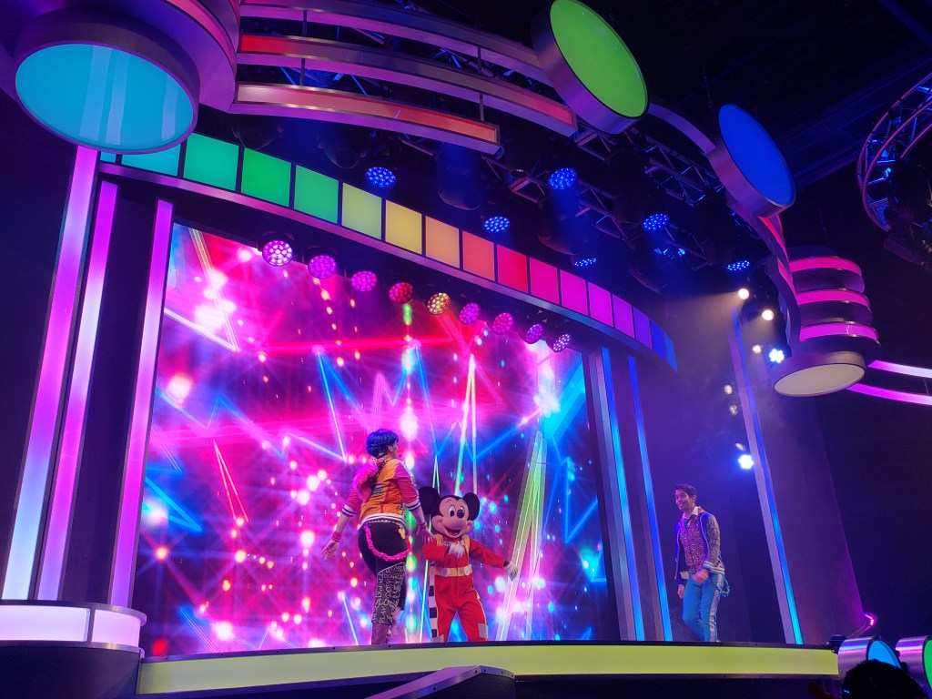 Disney's Hollywood Studios Disney Junior Dance Party