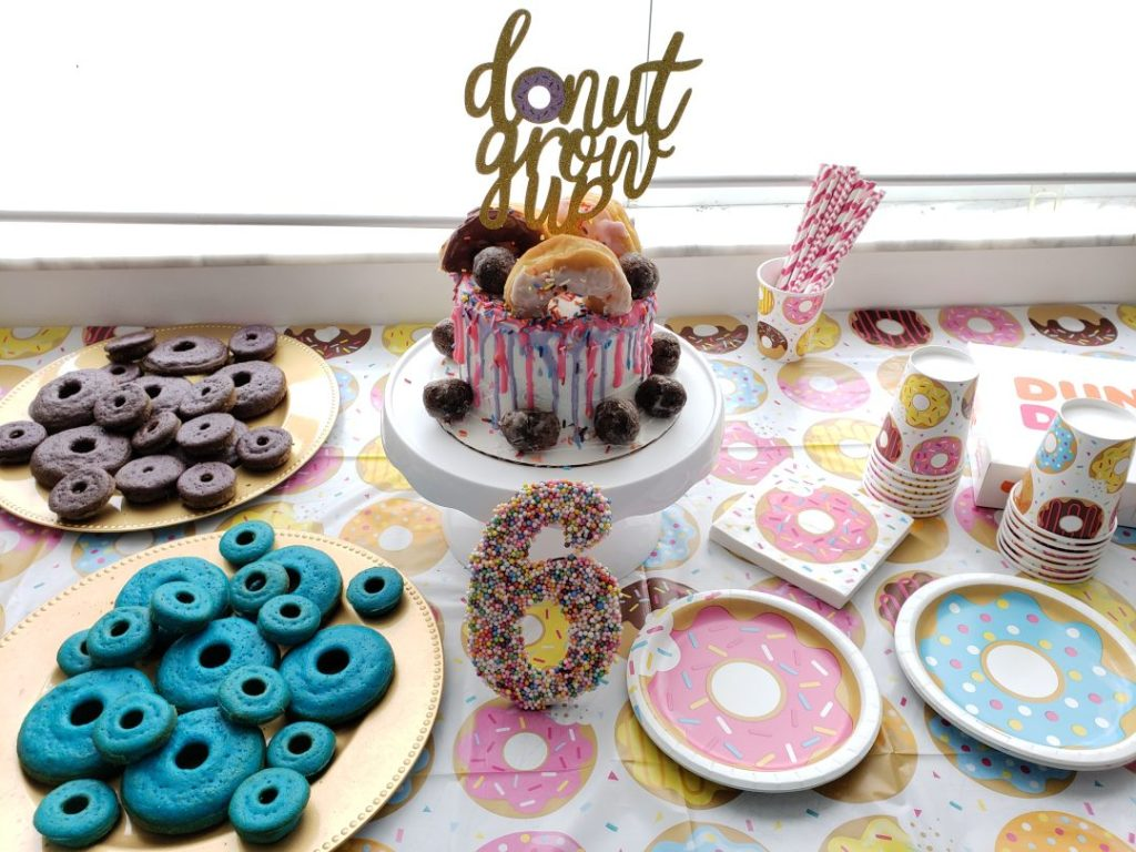How To Throw A Super Sweet Donut Party The Coffee Mom