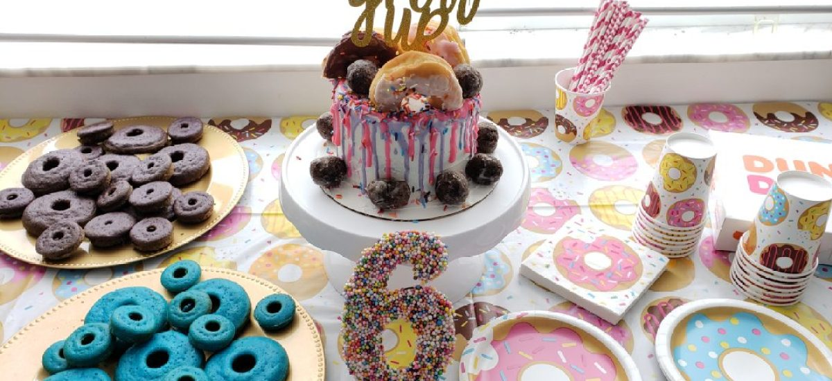 How to Throw a Super Sweet Donut Party