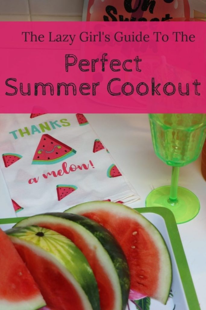 AD Throw the perfect summer cookout with produce from Fresh from Florida.