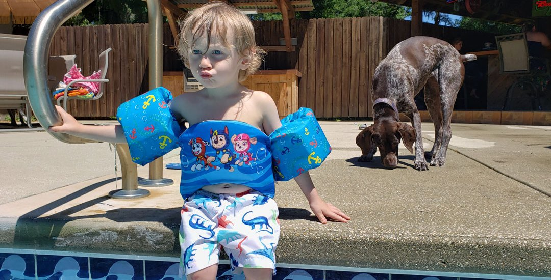Toddler Swim Safety Tips