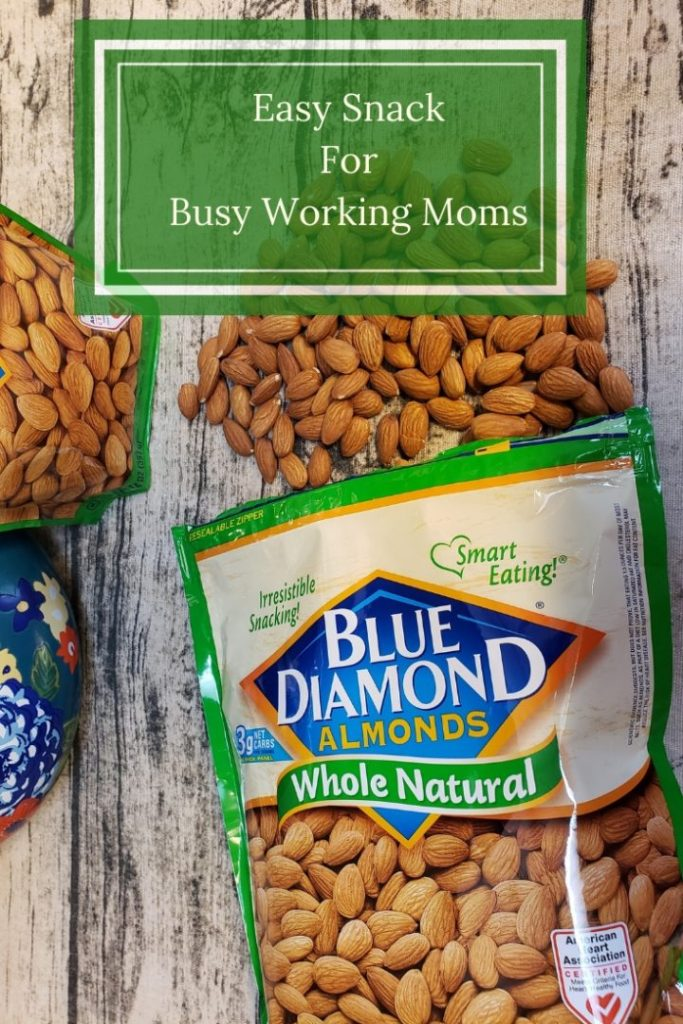 I, like so many others, am a busy working mom. Getting up early... Getting the kids ready... Packing lunches and snacks.. Heading to work....Then home to take care of everything that needs to be taken care of here. Some days it feels endless, and I need a good easy snack to keep me going.