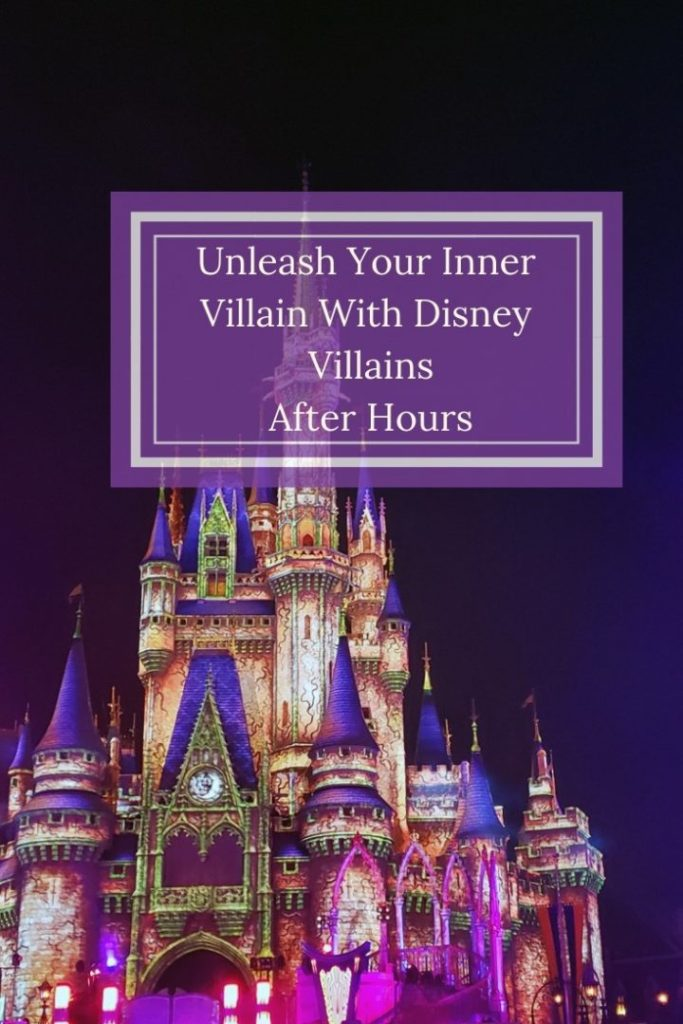 Unleash your inner villain with disney villains after hours