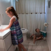 Easy Ways to Keep a kid friendly clean bathroom