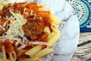 veggie meatballs. easy homemade meatballs